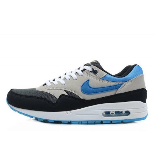 Nike Air Max 87 Blue Gray мужские кроссовки