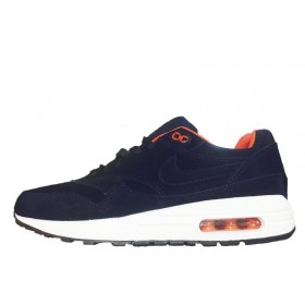 Nike Air Max 1 Essential Antifur Blue мужские кроссовки