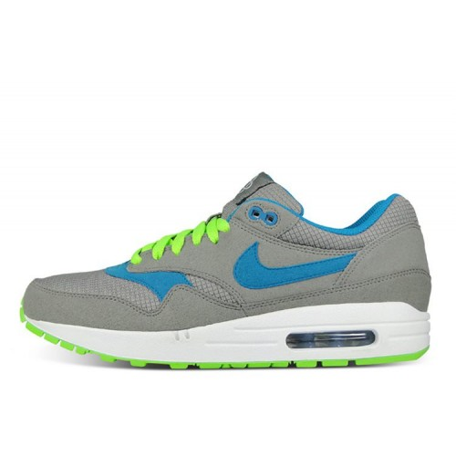 Nike Air Max 87 Green Grey мужские кроссовки