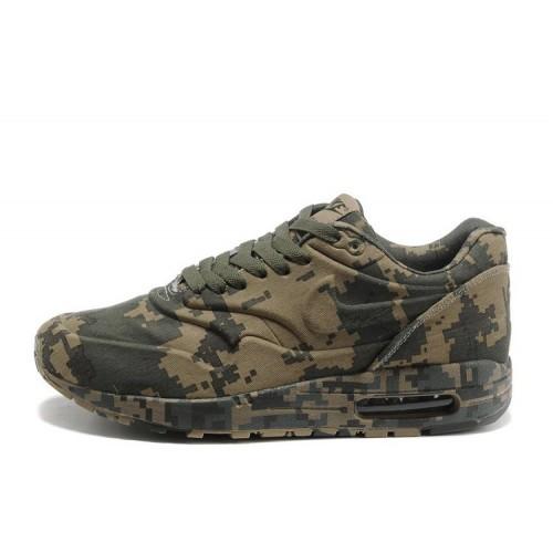 Nike Air Max 87 VT Camouflage Dark мужские АирМаксы
