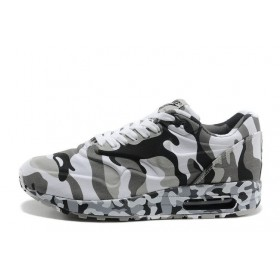 Nike Air Max 87 VT Camouflage Grey мужские кроссовки