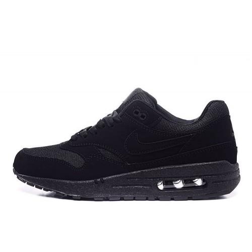Nike Air Max 87 Black мужские АирМаксы