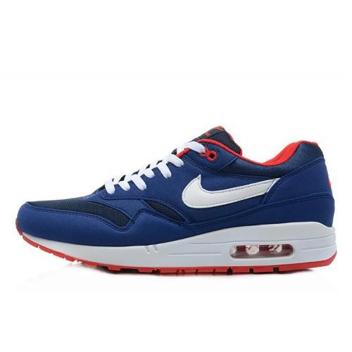 Nike Air Max 87 Dark Blue мужские АирМаксы