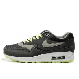 Nike Air Max 87 Grey Lime мужские кроссовки