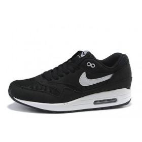 Nike Air Max 87 White Black мужские кроссовки