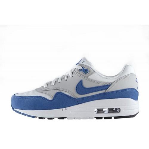 Nike Air Max 87 White Grey мужские АирМаксы