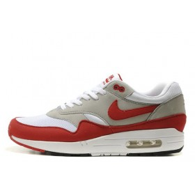 Nike Air Max 87 Red White мужские кроссовки