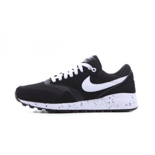 Nike Air Odyssey Black White мужские кроссовки