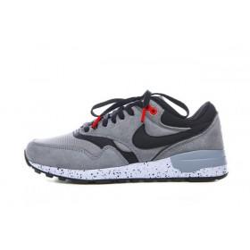 Nike Air Odyssey Grey Black мужские кроссовки