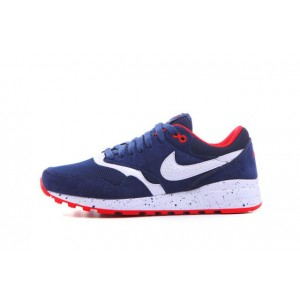 Nike Air Odyssey Navy Blue White Red мужские кроссовки