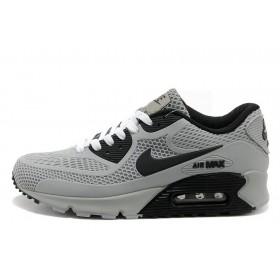 Nike Air Max 90 GL Grey Black мужские кроссовки