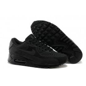 Nike Air Max 90 GL All Black мужские кроссовки