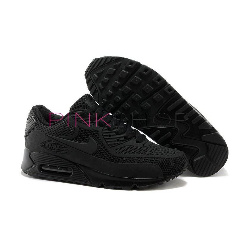 d2a4481a Nike Air Max 90 GL All Black мужские кроссовки Найк купить в Киеве ...