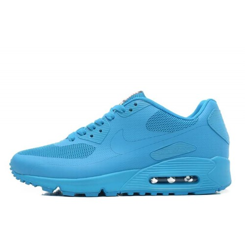 Nike Air Max 90 Hyperfuse Independence Day Blue мужские АирМаксы