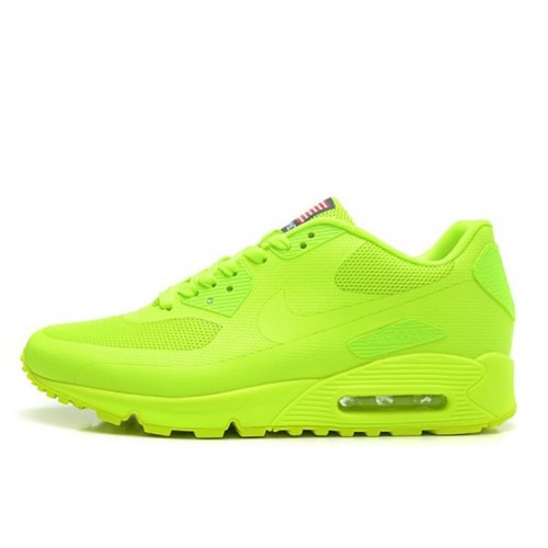 Nike Air Max 90 Hyperfuse USA UltraGreen мужские АирМаксы