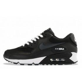 Nike Air Max 90 White Black мужские кроссовки
