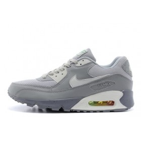 Nike Air Max 90 Premium Grey Limited Edtion GLOW мужские кроссовки