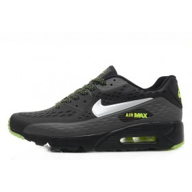 Nike Air Max 90 Ultra BR Black Green мужские кроссовки
