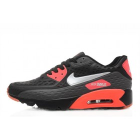 Nike Air Max 90 Ultra BR Carved Black Red мужские кроссовки
