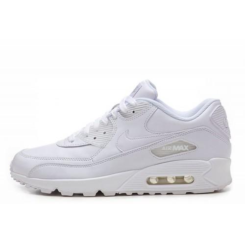 Nike Air Max 90 White мужские кроссовки