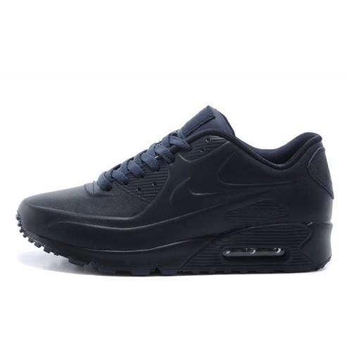 Кроссовки Nike Air Max 90 VT Tweed Dark Blue Leather мужские