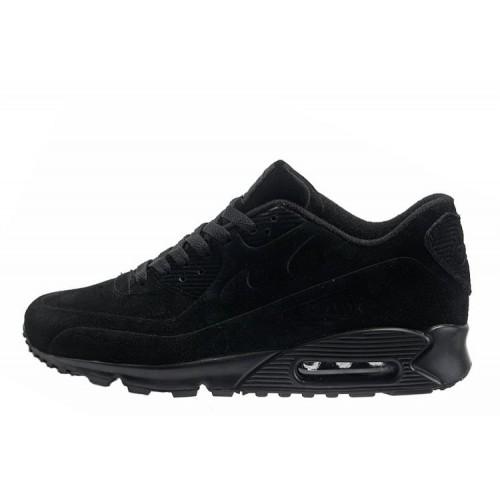 Nike Air Max 90 VT Tweed Black мужские АирМаксы