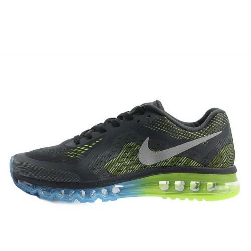 Мужские кроссовки Nike Air Max 2014 Gray (АирМаксы 2014)