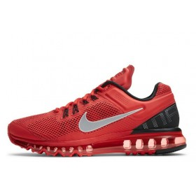 Nike Air Max 2013 Red Black мужские кроссовки