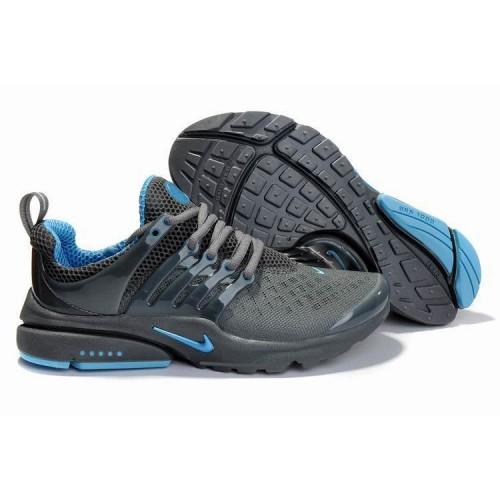Nike Air Presto Grey Blue мужские кроссовки