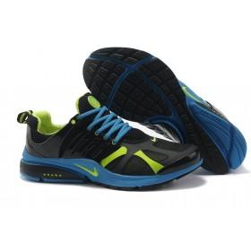Nike Air Presto Red Green Blue