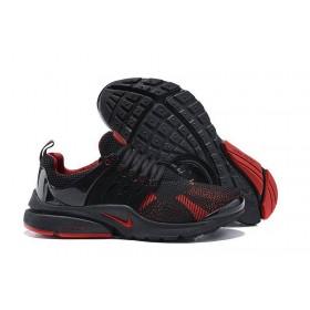 Nike Air Presto Flyknit Black Red
