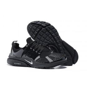 Nike Air Presto Flyknit Black Grey
