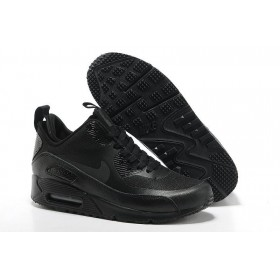 Nike Air Max Sneakerboot All Black мужские кроссовки