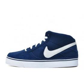 Nike 6.0 Mavrk Mid 2 Blue White мужские кроссовки