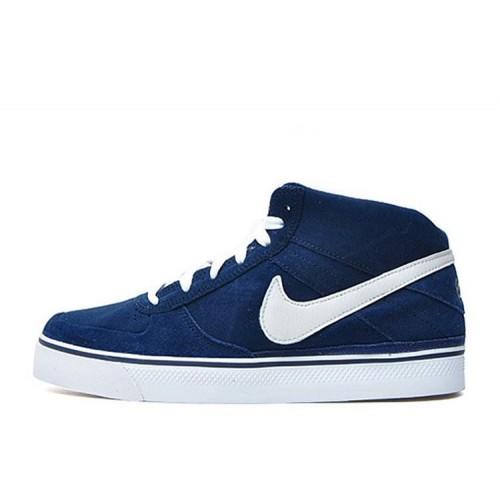 Nike 6.0 Mavrk Mid 2 Blue Whiteмужские кроссовки