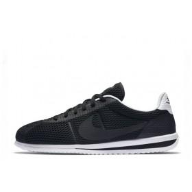 Nike Cortez Ultra BR Black мужские кроссовки