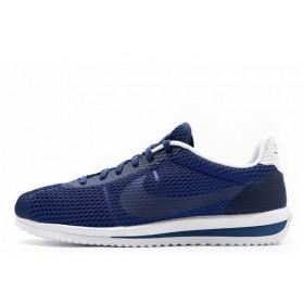 Nike Cortez Ultra BR Blue мужские кроссовки
