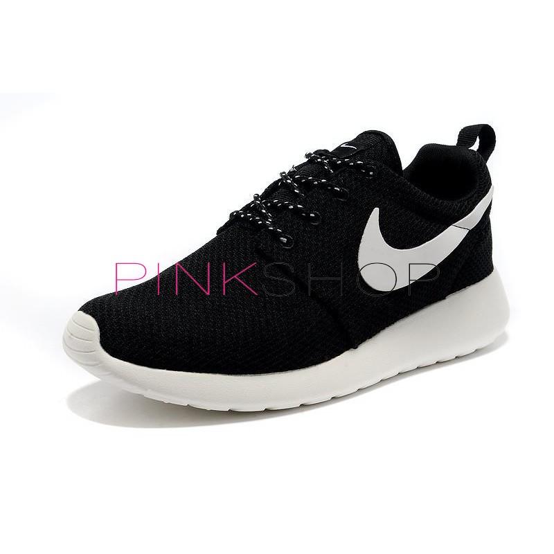 d768e48d Nike Roshe Run II Black White мужские кроссовки Найк купить в Киеве ...