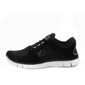 Nike Free Run Plus 3 2013 Black мужские кроссовки
