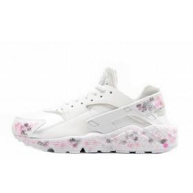 Nike Air Huarache RLX Custom White мужские кроссовки