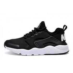 Nike Air Huarache Ultra Black мужские кроссовки