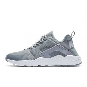 Nike Air Huarache Ultra Grey мужские кроссовки