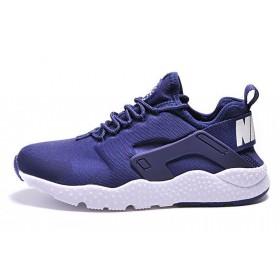 Nike Air Huarache Ultra Navy мужские кроссовки