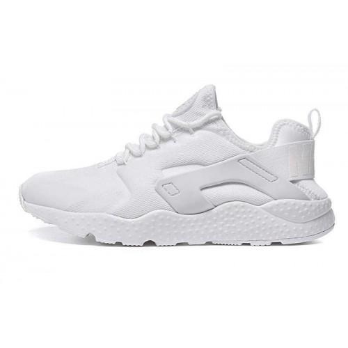 Nike Air Huarache Ultra White мужские кроссовки
