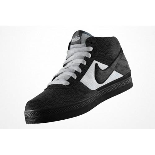 Nike 6.0 Mavrk Mid 2 Black Grey мужские кроссовки
