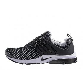Nike Air Presto TP QS Flyknit Black мужские кроссовки