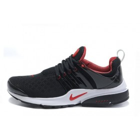 Nike Air Presto Red Black White