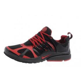 Nike Air Presto Red Black