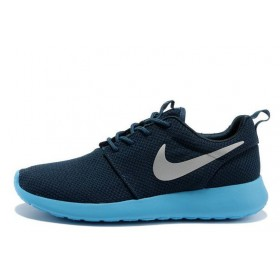 Nike Roshe Run Blue M02 мужские кроссовки