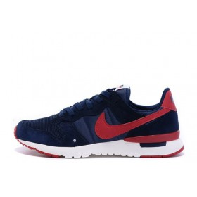 Nike Archive'83 Navy Red мужские кроссовки
